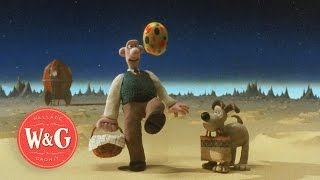 Download A Grand Day Out - Landing on the Moon - Wallace and Gromit Video
