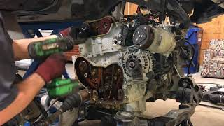 Download Step By Step: 2.4 EcoTec Timing Chain Replacement Video