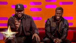 Download Ice Cube Talks About His Son Acting His Sex Scenes – The Graham Norton Show Video