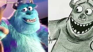 Download Monsters Inc. Side by Side ″Fright Night″ Pt 2 | Pixar Video