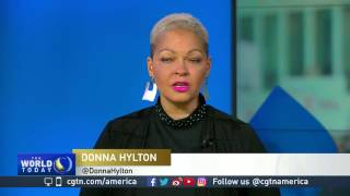 Download Donna Hylton on women's march Video