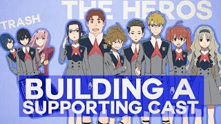 Download Darling in the Franxx's Amazing Supporting Cast Video
