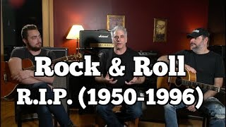 Download What Killed Rock & Roll? (Hint: It Wasn't Hip Hop) Video