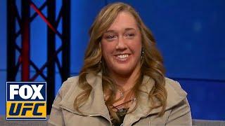 Download Leah Letson joins TUF Talk to break down her fight | TUF TALK Video