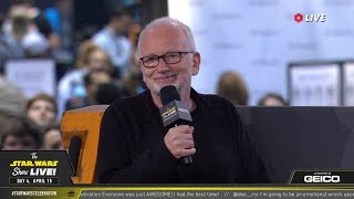 Download Ian McDiarmid Takes The Stage At SWCC 2019 | The Star Wars Show Live! Video