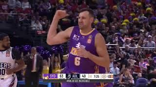 Download Sydney Kings vs. Adelaide 36ers - Game Highlights Video