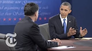 Download Election 2012 | Obama to Romney: Cold War Is Over - Third Presidential Debate | The New York Times Video