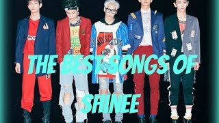 Download Top 30 The Best Songs Of SHINee (2008 - 2015) Video