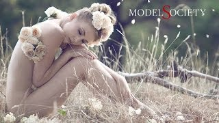 Download Naked Creativity - Beautiful nude model Sylph Sia modeling photos Video