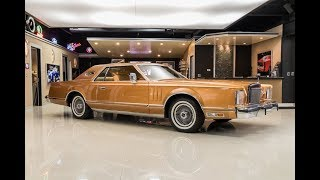 Download 1977 Lincoln Coupe For Sale Video