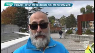 Download Tagadà - Ricoveri limitati per gli italiani, non per gli stranieri (Puntata 18/11/2016) Video