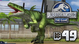 Download Frikasaurus || Jurassic World - The Game - Ep 49 HD Video