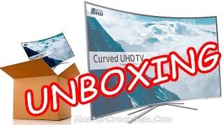 Download UNBOXING SAMSUNG SMART TV 4K 55 PULGADAS 6500 SERIES 6 Video