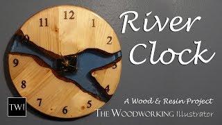 Download I Make a RIVER CLOCK Video
