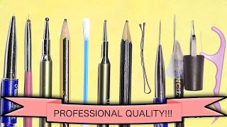 Download DIY MAKE YOUR OWN NAIL ART TOOLS - PROFESSIONAL QUALITY FULL SET Video