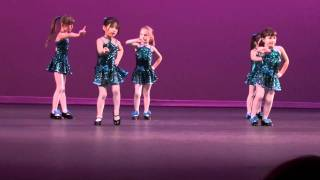 Download Madeline Burrell 5 year old tap dance Video