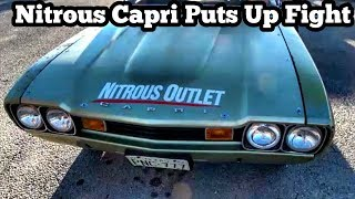 Download Nitrous Capri vs Mamalon Nitrous Fox at winter meltdown no prep Video