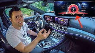 Download 5 INSANE FEATURES OF THE $140,000 MERCEDES AMG E63S! Video
