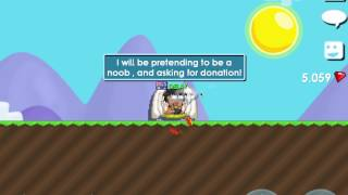 Download Growtopia - Don't Judge Noobs! Video