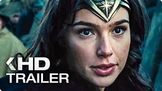 Download WONDER WOMAN Trailer 2 (2017) Video