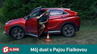 Download Mitsubishi S-AWC(4WD) vs PHEV (4WD) - GARAZ.TV - Rasťo Chvála Video