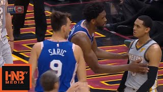 Download Jordan Clarkson Ejected From The Game / Cavaliers vs 76ers Video