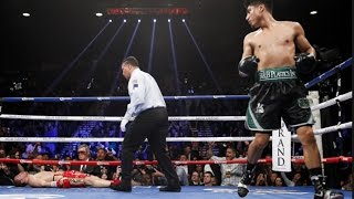 Download MIKEY GARCIA ON BRUTAL KNOCKOUT OF THE YEAR! - LOOKS FOR LINARES UNIFICATION IF HE BEATS CROLLA Video