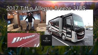Download Pre-Owned 2017 Tiffin Allegro Breeze 31BR | Mount Comfort RV Video