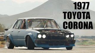 Download 1977 TOYOTA CORONA At ″Corolla Springs Matsuri″ Drift Event Video