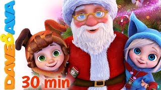 Download 🎅 Christmas Songs for Kids: SANTA, We Wish You a Merry Christmas and More Rhymes for Babies 🎅 Video