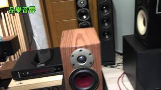 Download 新版皇太子 DALI MENUET 開箱試聽 Video