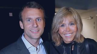 Download Brigitte Macron, France's glamorous First Lady. Parisian Chic for over 60. Video