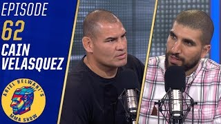 Download Cain Velasquez explains how he became a luchador | Ariel Helwani's MMA Show Video