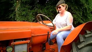 Download Getting the Nuffield Ready for the Road Video