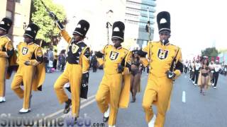 Download ASU Stingettes and Marching Band - 2016 Magic City Classic Parade Video