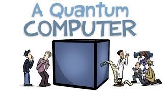Download Quantum Computers Animated Video