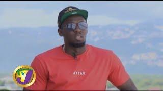 Download Usain Bolt: New Building & Riddim | TVJ Entertainment Report | December 13 2019 Video