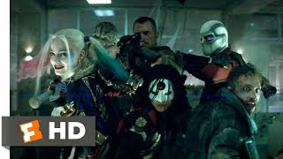 Download Suicide Squad (2016) - Office Building Battle Scene (4/8) | Movieclips Video