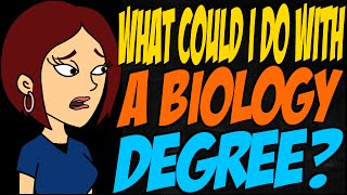 Download What Could I Do With a Biology Degree? Video