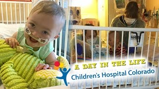 Download Day in the Life: Awaiting Open Heart Surgery | Children's Hospital Colorado Video