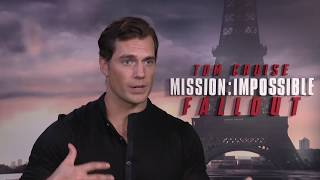 Download MISSION IMPOSSIBLE 6 Fallout Henry Cavill Interview Video