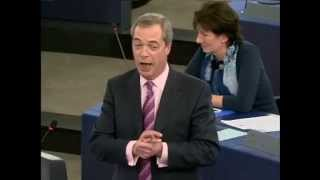 Download The Best of Nigel Farage and EU Parliament Part 1 Video