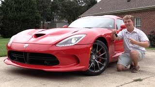 Download I Bought My Dream Car! Goodbye Charger, Hello Viper! Video