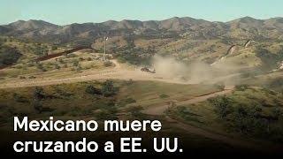 Download Migrante muere cruzando a Estados Unidos - Migrantes - En Punto con Denise Maerker Video