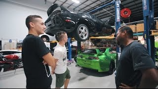 Download THEY HAVE HOW MANY SUPRAS?! (RWB Orlando BTS Vlog #1) Video