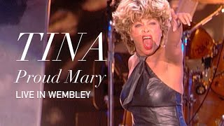 Download Tina Turner - Proud Mary - Live Wembley (HD 1080p) Video