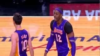 Download Steve Nash heated exchange with Dwight Howard Video