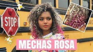 Download MECHAS ROSA - Bruna Ramos Video