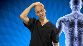 Download Self Correcting Exercise for Torticollis (Neck Pain & Pinched Nerve) / Dr Mandell Video