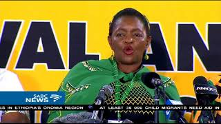Download ANC has failed the women of South Africa: Dlamini Video